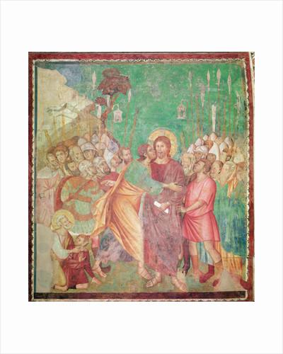 Christ's Arrest by Italian School