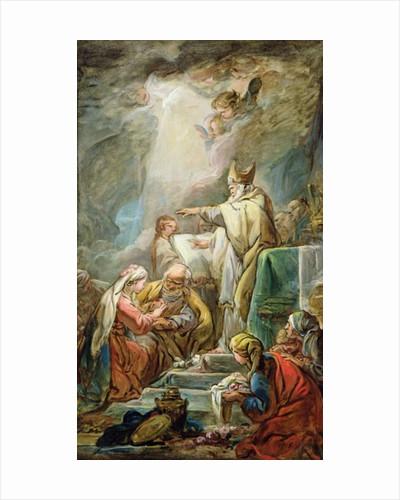 The Marriage of the Virgin by Jean Baptiste Deshays de Colleville