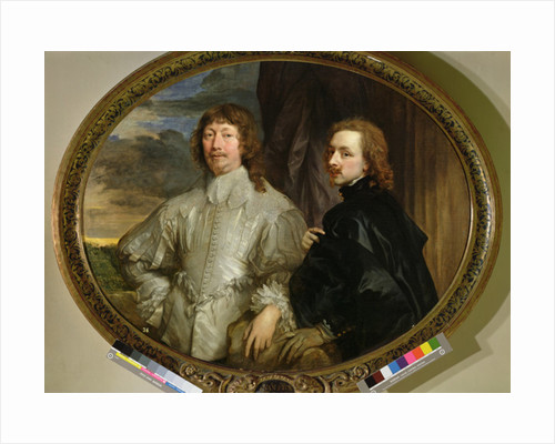 Sir Endymion Porter and the Artist by Sir Anthony van Dyck