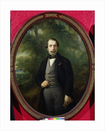 Portrait of Napoleon III by Franz Xaver Winterhalter