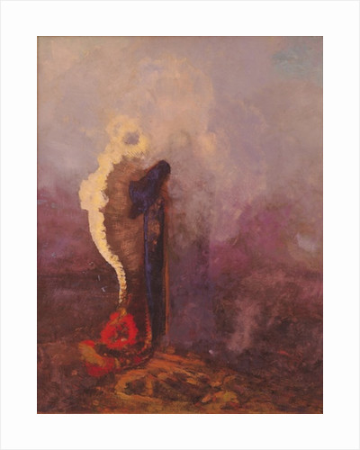 The Dream by Odilon Redon