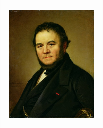 stendhal posters stendhal prints portrait of marie henri beyle known as stendhal by johan olaf sodermark