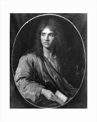 Molière by Pierre Mignard