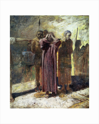 Golgotha by Nikolai Nikolaevich Ge