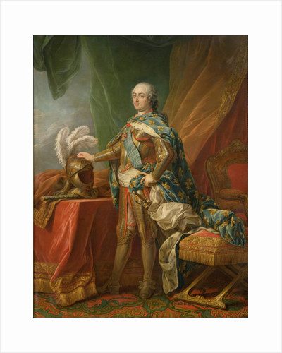 Louis XV of France by Carle van Loo