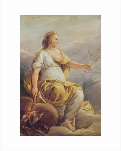 Allegory of Peace by Nicolas-Bernard Lepicie