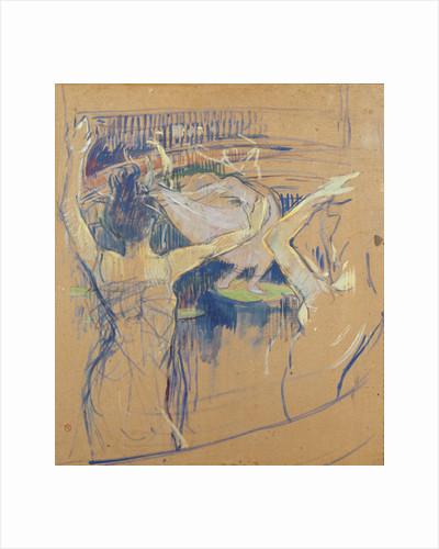 Ballet de Papa Chrysanthème by Henri de Toulouse-Lautrec