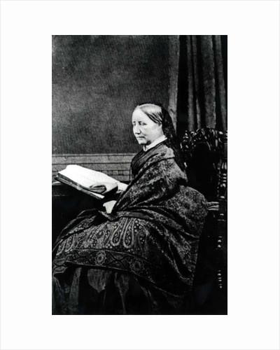 Elizabeth Cleghorn Gaskell 19th century by English Photographer