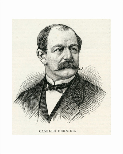 Camille Bernier by English School