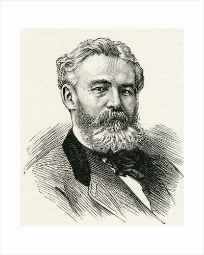 Charles Busson by English School