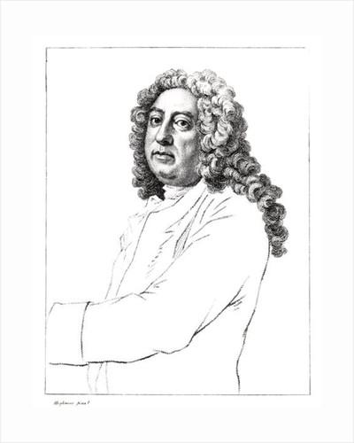 Sir James Thornhill by Joseph Highmore