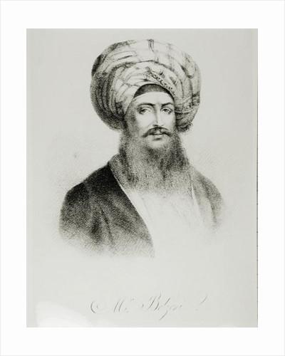 Portrait of Giovanni Battista Belzoni by English School