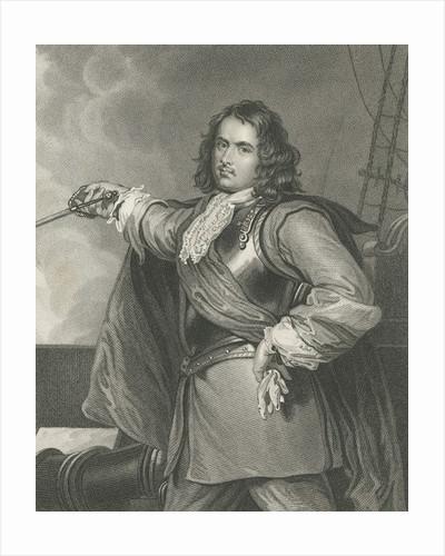 Admiral Blake by Henry Perronet Briggs