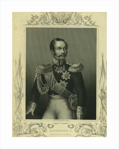Alexander II of Russia by D.J. Pound