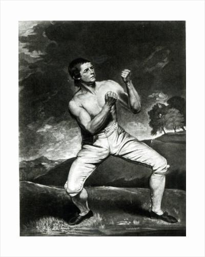 Portrait of Richard Humphreys by John Hoppner