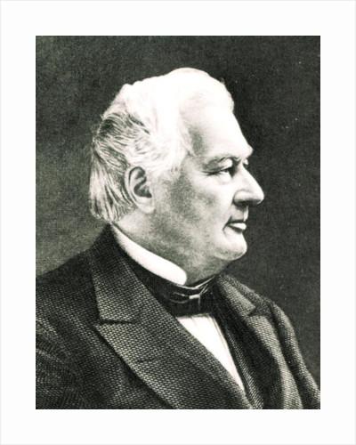 Portrait of Fillmore Millard by American School
