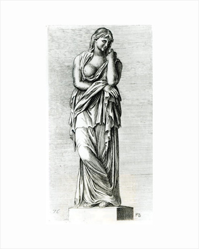 Veturia, Mother of Coriolanus by Francois Perrier