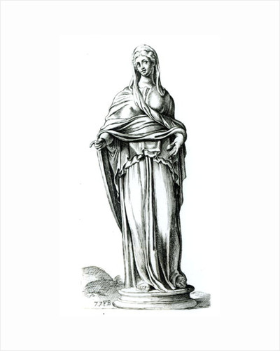Ceres by Francois Perrier