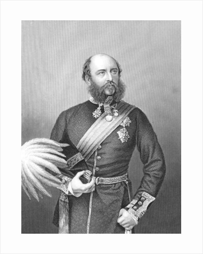 Portrait of H.R.H. The Duke of Cambridge by English School