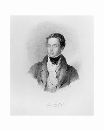 John Lindley by Charles & George Fox