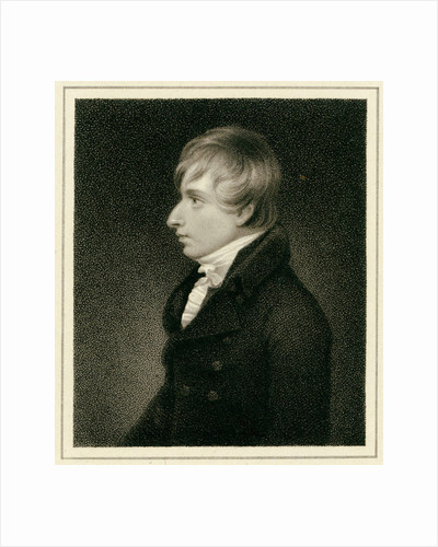 Henry Kirke White by Thomas Barber