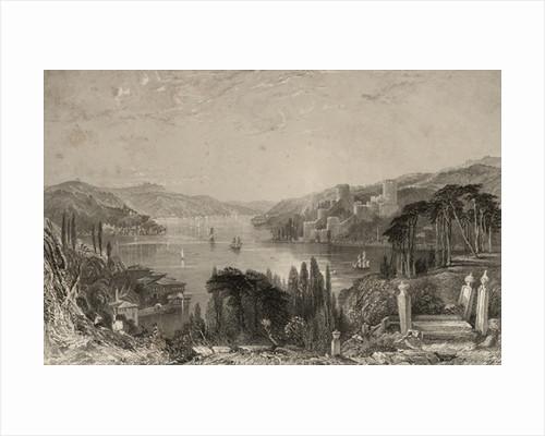 Boumeli Hissar, or the Castle of Europe by Thomas Allom