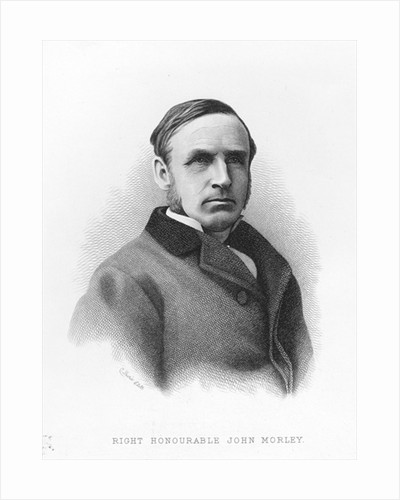 Right Honourable John Morley by English School