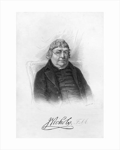 John Nichols by English School