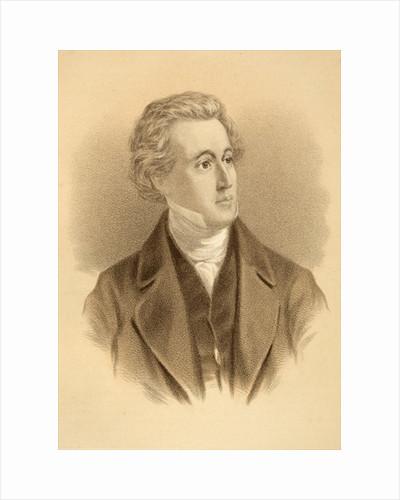 John Banim by English School