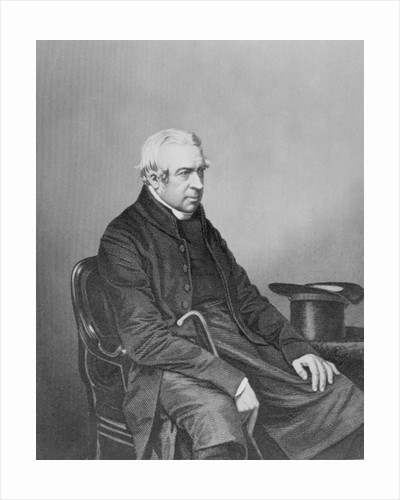 The Right Honourable and Right Reverend Charles Richard Sumner by John Jabez Edwin Paisley Mayall