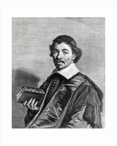 Johannes Hoornbeek by Frans Hals