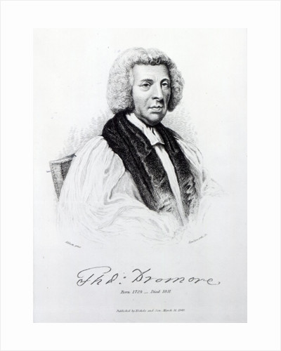 Thomas Percy, Bishop of Dromore by Lemuel Francis Abbott