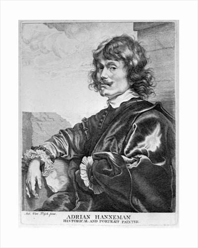 Adriaen Hanneman by Sir Anthony van Dyck