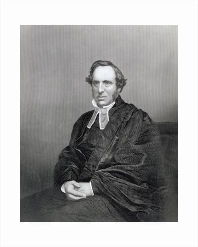 Richard Chenevix Trench by John Watkins