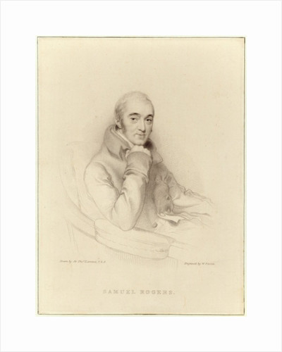 Samuel Rogers by Sir Thomas Lawrence
