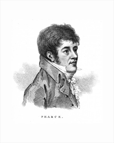 Henry Pearce by English School