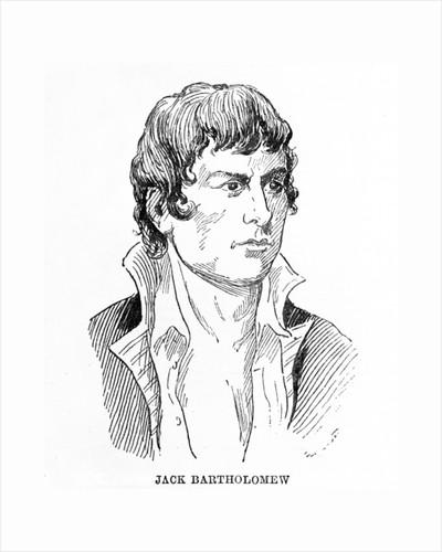 Jack Bartholomew by English School