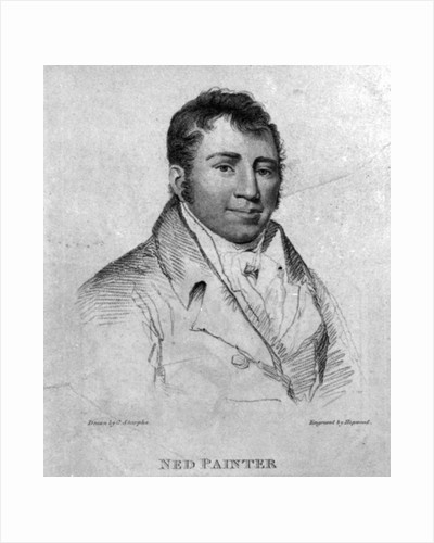 Ned Painter by George Sharples