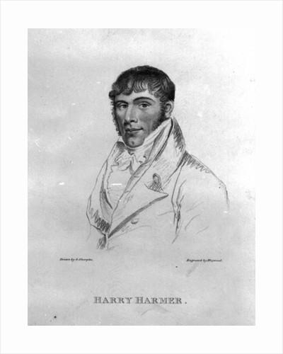 Harry Harmer by George Sharples
