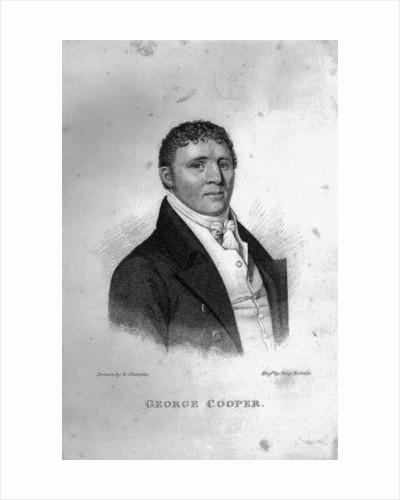 George Cooper by George Sharples