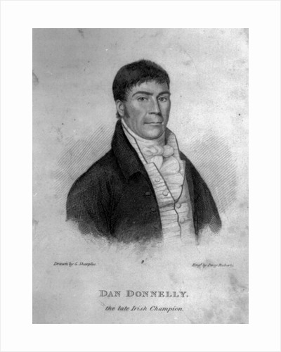 Dan Donnelly by George Sharples