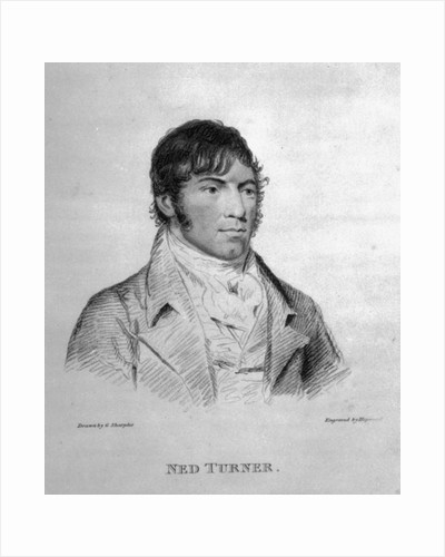 Ned Turner by George Sharples