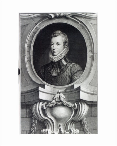 Sir Philip Sidney by Isaac Oliver