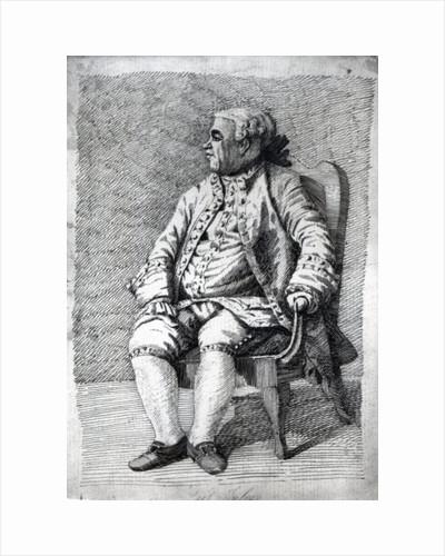 Thomas Townshend, 1st Viscount Sydney by English School