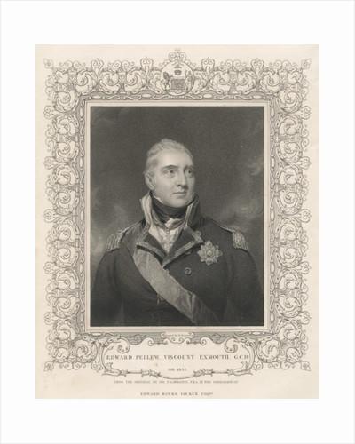 Admiral Sir Edward Pellew by Sir Thomas Lawrence