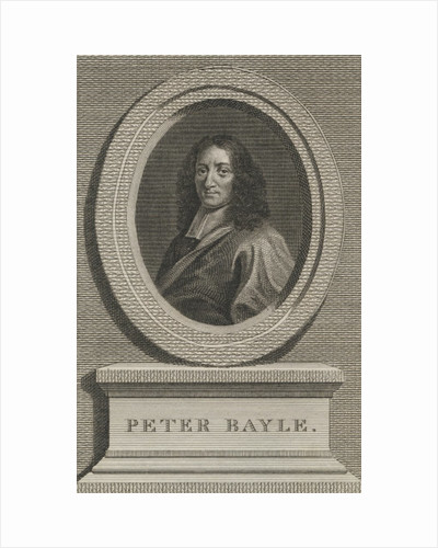 Pierre Bayle by English School