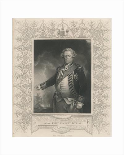 Adam Duncan, 1st Viscount Duncan of Camperdown by John Hoppner