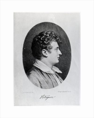 Esaias Tegner by Leonard Henrik Roos af Hjelmsater