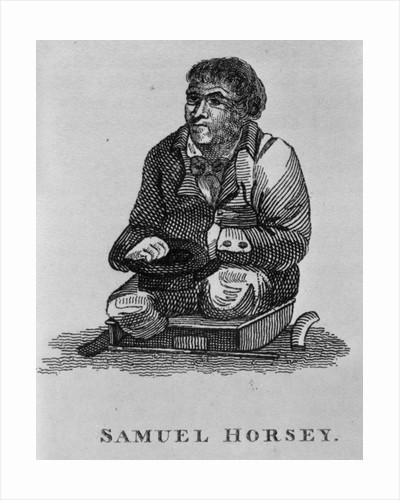 Samuel Horsey by English School