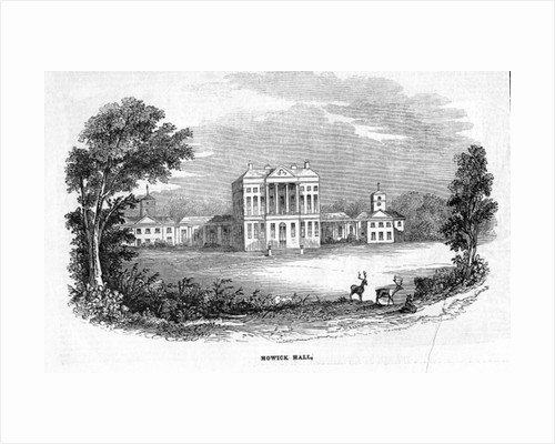 Howick Hall by English School